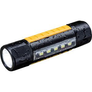 LED-Taschenlampe, 275 lm, schwarz, 3 x AAA CAT CT3410