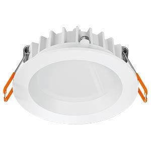Einbauleuchte IVIOS LED III, 11 W, 330 lm, 3000 K, rund, dimmbar OSRAM 4052899904064