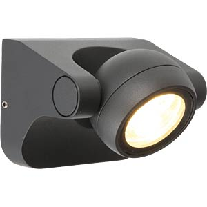 LED-Wandleuchte LARRY, EEK A HEITRONIC 35231
