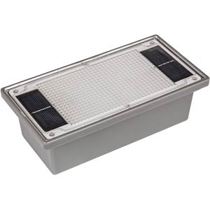 Solar LED-Pflasterstein Ground 2 HEITRONIC 35382