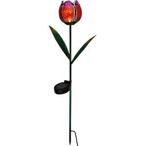 Solar LED-Leuchte Tulipa HEITRONIC 35383