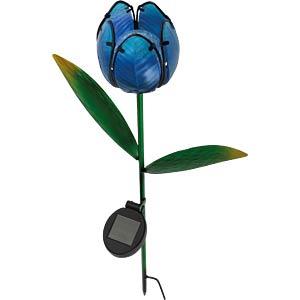 Solar LED lamp Tulip HEITRONIC 35384