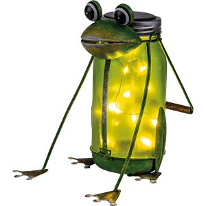 Solar LED-Leuchte Richard HEITRONIC 35398
