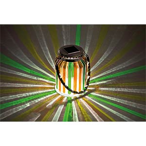 Solar LED-Leuchte Tessa HEITRONIC 35403