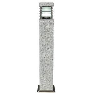 Standleuchte, 15 W, grau, IP44 HEITRONIC 37260