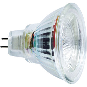 LED-spots GU5, 3, 7 W, 390 lm, 3000 K GREENLED 3870