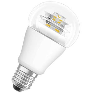 LED STAR CL A 40, 10 W, CL, EEC A+ OSRAM 4052899149267