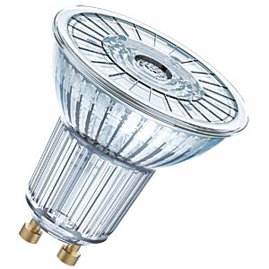 LED- Star, PAR16, 2,6 W, GU10, EEK A+, 3er Pack OSRAM 4052899388192