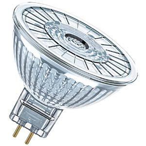 LED- Star,  MR16, 36°, 4.6 W, GU5.3, EEK A+ OSRAM 4052899388215