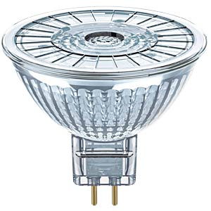 LED SST DIM, MR16, 36°, 3 W, GU5.3, EEK A+ OSRAM 4052899390058