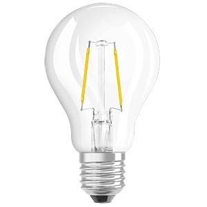 LED- Retrofit, A15, 1,3W, E27, clear OSRAM 4052899400283