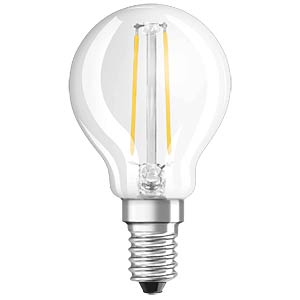LED Retrofit, 1,3 W, E14, clear OSRAM 4052899400320