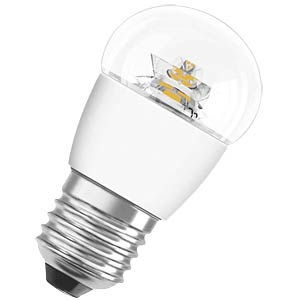 LED-Lampe E27 STAR CLASSIC, 5,5 W, 470 lm, 2700 K OSRAM 4052899911956