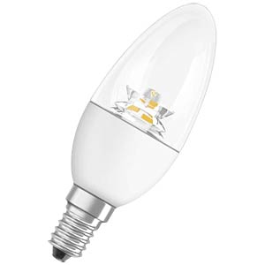 LED STAR CL B 25, 4 W, cl, EEC A+ OSRAM 4052899913622