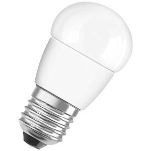 LED Lampe Tropfenform 3,6W E27, matt, EEK A+ OSRAM 4052899913677