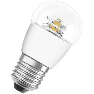 LED-Lampe E27 STAR CLASSIC, 3,3 W, 250 lm, 2700 K OSRAM 4052899913684