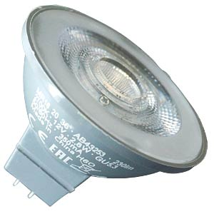 LED lamp Halogenspot 2,8 W GU5.3, EEC A+ NEOLUX 4052899930575