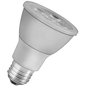 LED Lampe Halogenform 6W E27, DIM, EEK A+ OSRAM 4052899931299