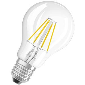 LED incandescent lamp 4W, EEC A++ OSRAM 4052899936393