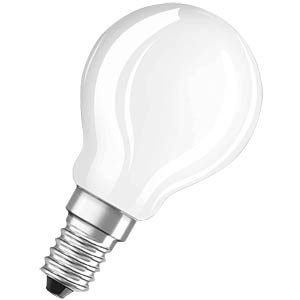 LED Glühlampe 4W E14, matt, EEK A++ OSRAM 4052899936430