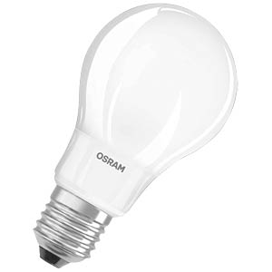 LED incandescent lamp 8W E27, matt, DIM, EEC A+ OSRAM 4052899941465