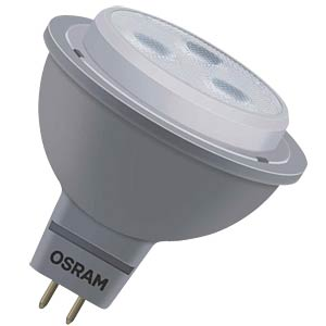 LED Lampe Halogenspot 3W GU5.3, EEK A+ OSRAM 4052899944367