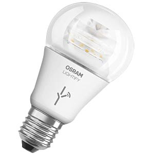 LIGHTIFY 10W, E27, DIM, klar, EEK A+ OSRAM 4052899947238