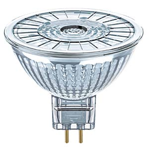 LED STAR MR16, 36°, 3 W 12 V, GU5.3, EEK A+ OSRAM 4052899957756