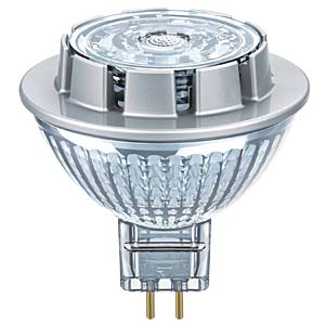 LED- Star, MR16, 36°, 8 W, 12 V, GU5.3, EEK A+ OSRAM 4052899957794