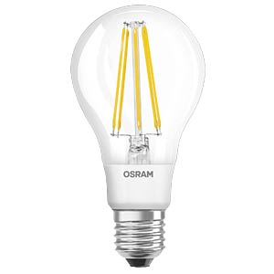 LED- Retrofit, A100, 12 W, E27, clear OSRAM 4052899961678