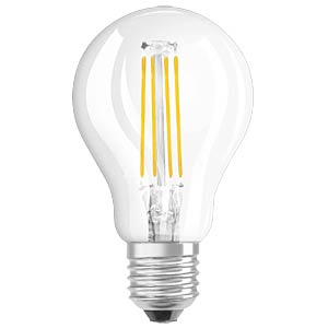 LED- Retrofit, P40, 4 W, E27, clear OSRAM 4052899961807