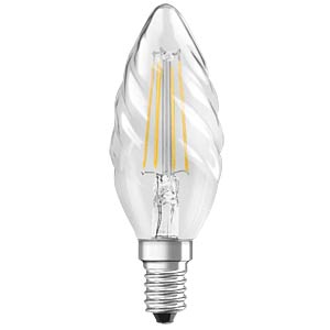LED Retrofit, 4 W, E14, clear OSRAM 4052899961906
