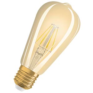 VINTAGE (LED RETROFIT) 1906, 4 W, E27, gold OSRAM 4052899962095