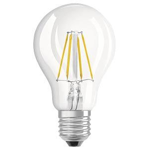 LED-Lampe E27, 4 W, 470 lm, 2700 K, Filament OSRAM 4052899972001