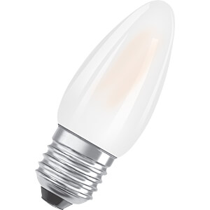 LED-Lampe SUPERSTAR RETRO E14, 5 W, 470 lm, 4000 K, dimmbar OSRAM 4058075107649