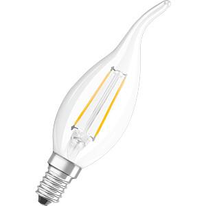 LED-Lampe SUPERSTAR E14, 5 W, 470 lm, 4000 K, Filament, dimmbar OSRAM 4058075108042