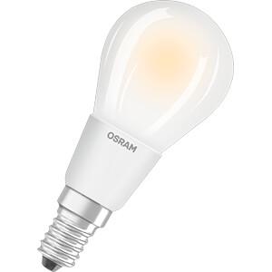 LED-Lampe STAR CLASSIC E14, 6 W, 806 lm, 2700 K, Filament OSRAM 4058075108264