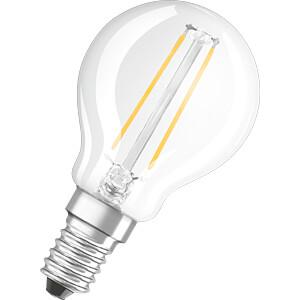 LED-Lampe STAR E14, 2,8 W, 250 lm, 2700 K, Filament, 2er-Pack OSRAM 4058075111936