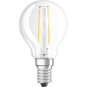 LED-Lampe STAR E14, 2,8 W, 250 lm, 4000 K, Filament, 2er-Pack OSRAM 4058075111974