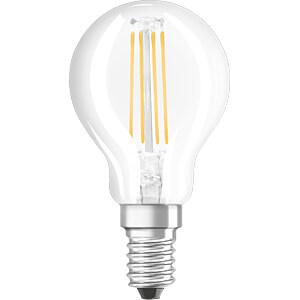LED-Lampe STAR E14, 4 W, 470 lm, 4000 K, Filament, 2er-Pack OSRAM 4058075112032