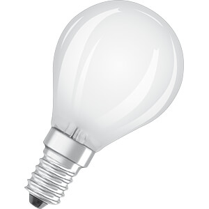 LED-Lampe STAR E14, 4 W, 470 lm, 2700 K, Filament, 2er-Pack OSRAM 4058075112155