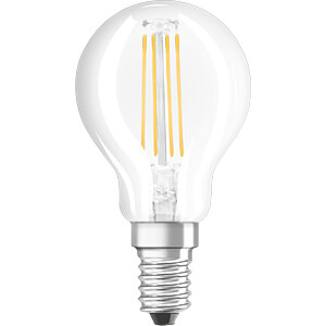 LED-Lampe STAR+ DoubleClick E14, 4 W, 470 lm, 2700 K, dimmbar OSRAM 4058075114326
