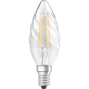 LED-Lampe STAR E14, 4 W, 470 lm, 4000 K, Filament, 2er-Pack OSRAM 4058075114814