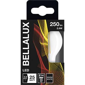 LED-Lampe RETRO E14, 4 W, 470 lm, 2700 K, Filament BELLALUX 4058075115538