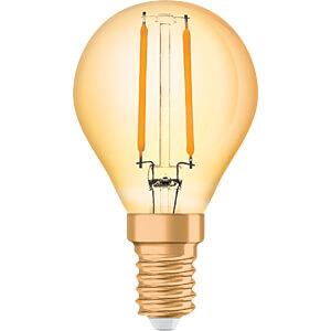 Vintage Osr 4 E141 W120 Lm2500 Led KFilament 075119543 Lampe 1906 jAL354R