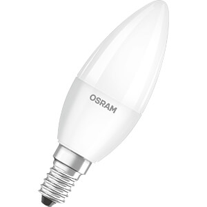 LED-Lampe E14, 5,7 W, 470 lm, 2700 K BELLALUX 4058075128248
