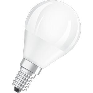 LED-Lampe E14, 5 W, 470 lm, 4000 K BELLALUX 4058075128309