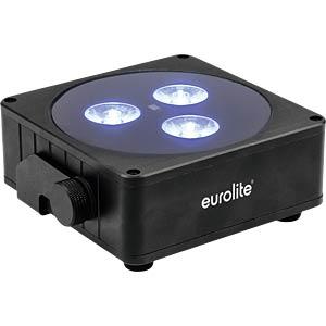 EURO 41700016 - AKKU Flat Light 3 sw