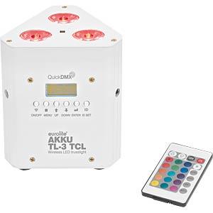 EURO 41700503 - AKKU TL-3 TCL Trusslight QuickDMX ws
