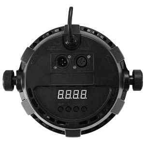 LED-Scheinwerfer, Big PARTy Spot, 54 x RGB, 60 W, schwarz EUROLITE 42110195